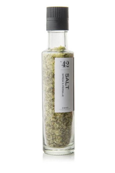 NO 42 Salt - sitron & persille