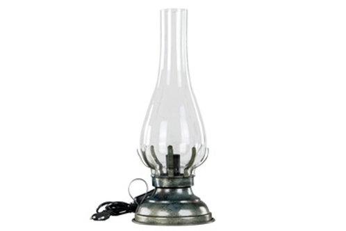 Nydelig elektrisk lampe i gammeldags stil