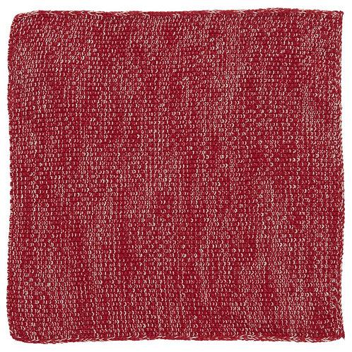 Kjøkkenklut  Mynte - jordbærfarge