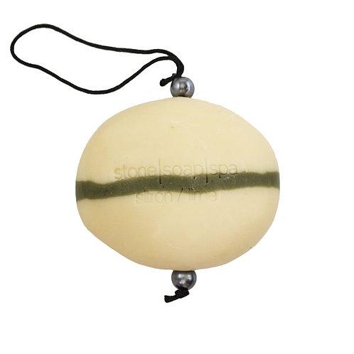 Såpe - Sitron/lime - Luktfjerner (uten snor)