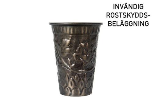 Blomsterkrukke/vase Selma 10x13 cm