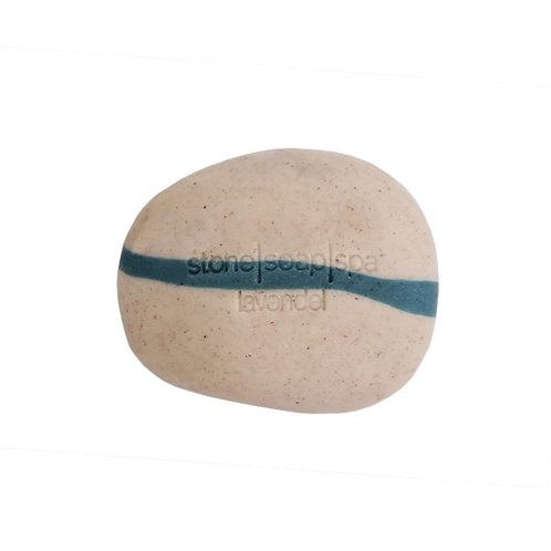 STONE SOAP SPA - Lavendel - Beroligende duft