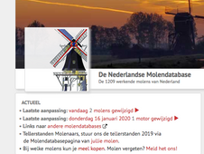 Nederlandse Molendatabase