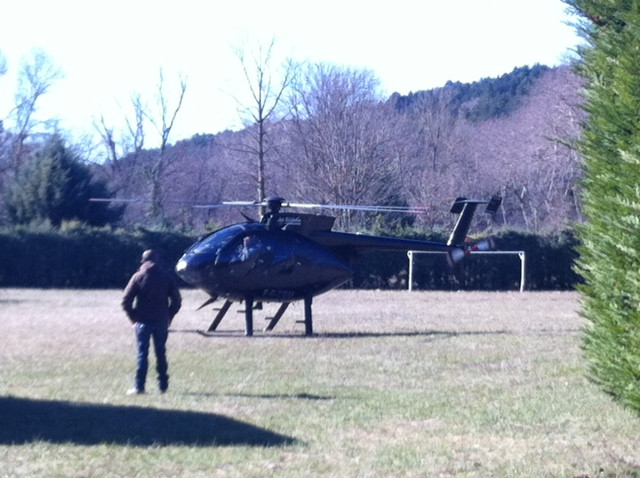 Helicopter on the football pitch.jpg