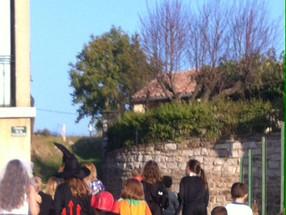 Hallowe'en in Arques