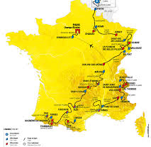 Tour de France comes to Couiza