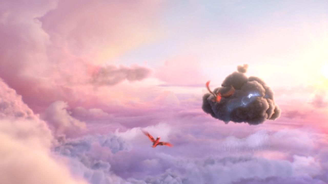 McDonalds Clouds (01846)
