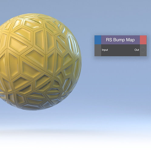 Redshift Bump Maps Project File
