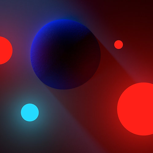 Redshift Luminance Channel Project File