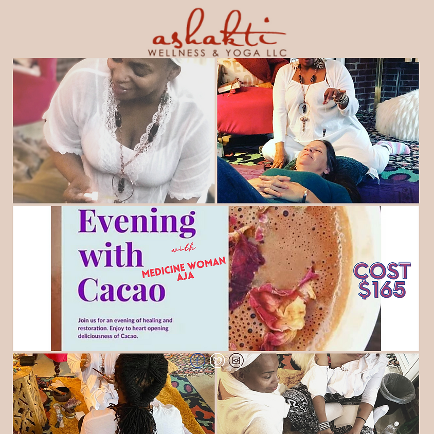 Evening With Cacao: A Plant Journey