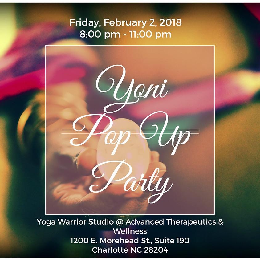 Yoni Pop Up Party