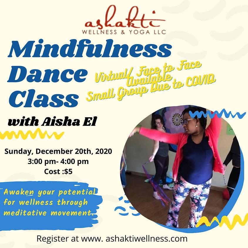 Mindfulness Dance Class: Creative Movement Meditation