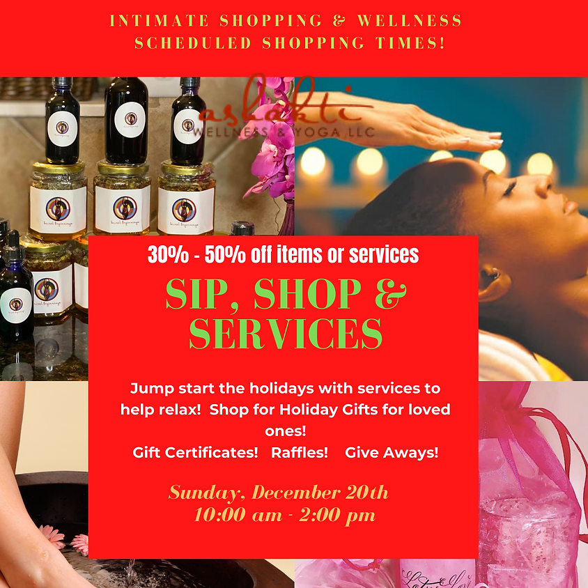 SIP, SHOP & SERVICES