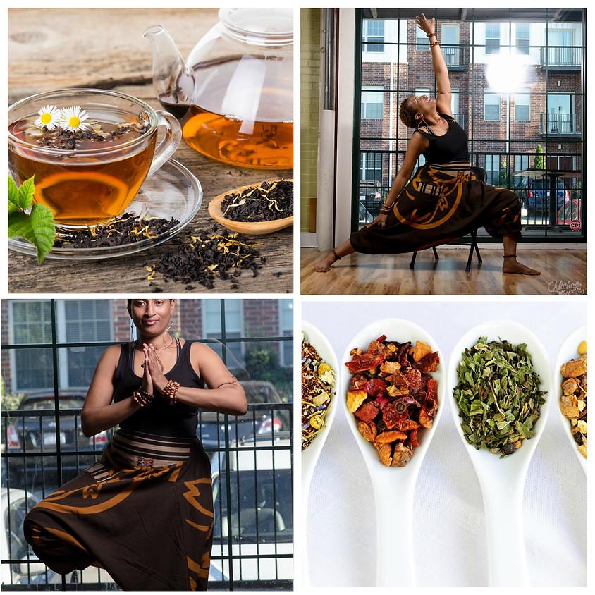 Yoga & Tea Flow