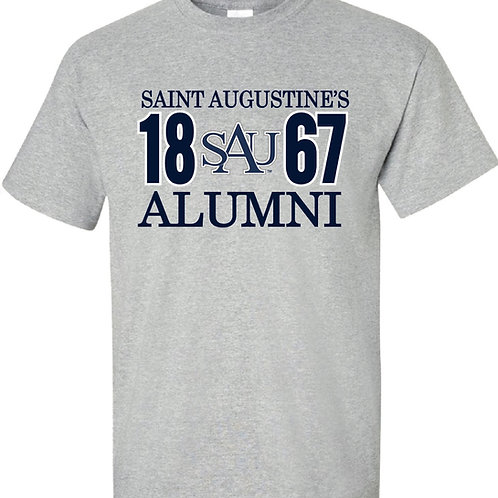 SAU086 Alumni Short Sleeve