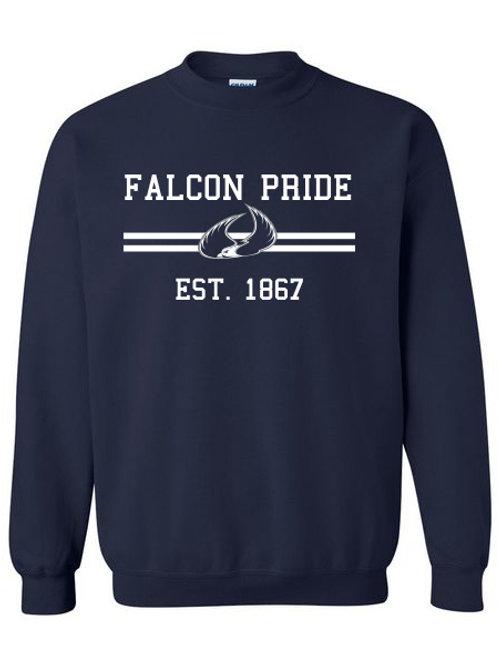 SAU077 Navy Sweatshirt