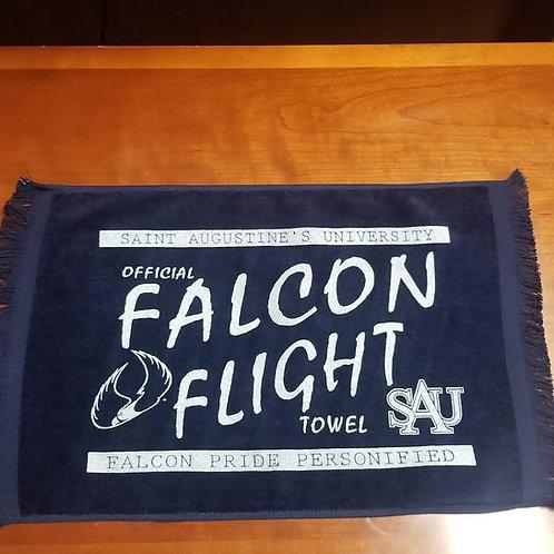 Official Falcon Flight Towel