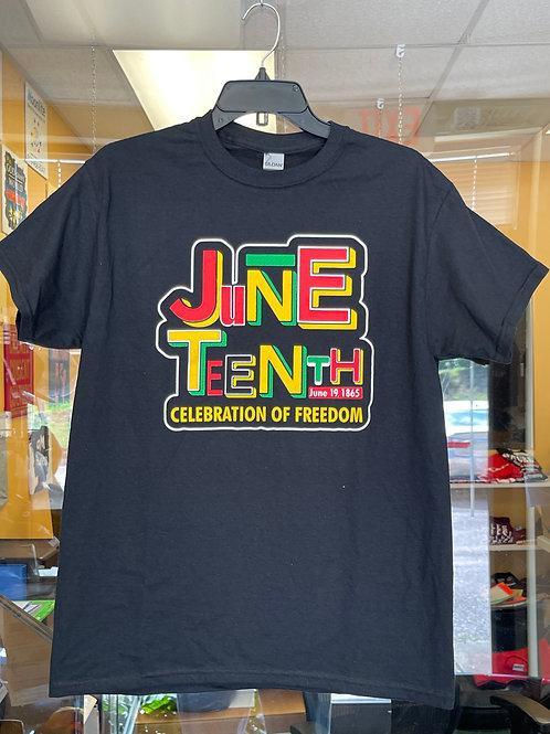 Juneteenth Celebration T-Shirt