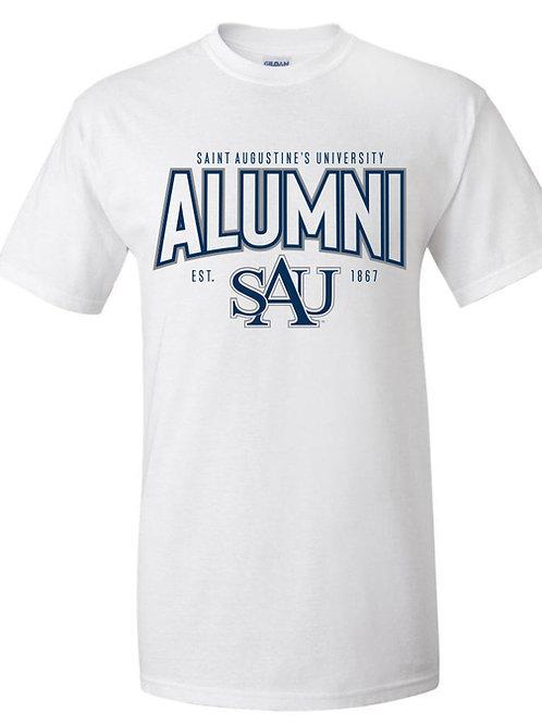 SAU072 Alumni Short Sleeve