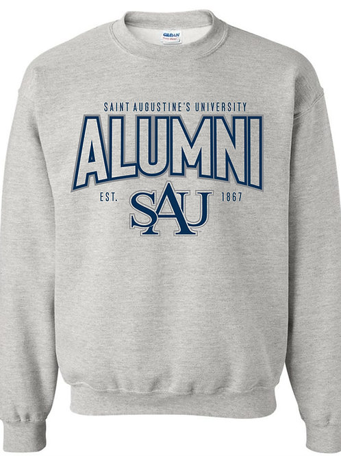 SAU072 Sports Grey Sweatshirt