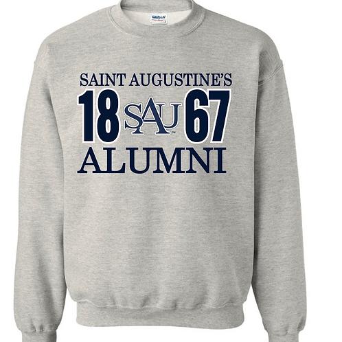 SAU086 Graphite Grey Sweatshirt