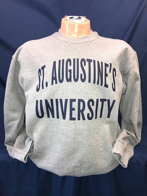 SAU019 Sweatshirt Graphite
