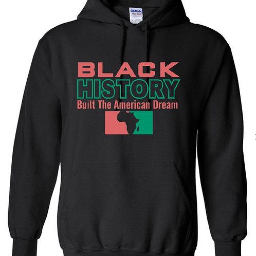 Black History Built Hoodie
