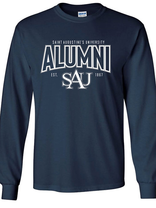 SAU072 Alumni Long Sleeve