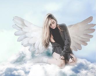 EstelleBlack-human-angel