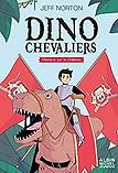 dino chavaliers menace sur le chateau.jp