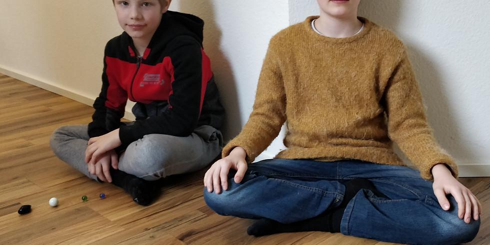 Challenge Méditation Pour Enfants - En Francais