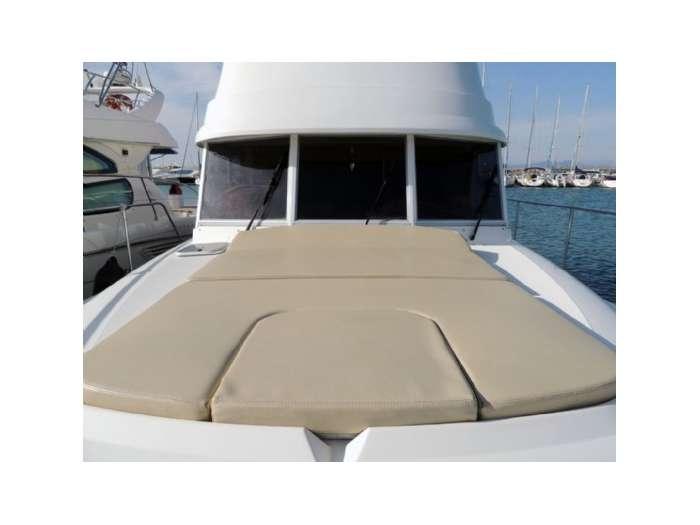 ST34 bow sun pad