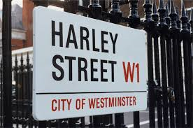 Footconsultant at Harley Street