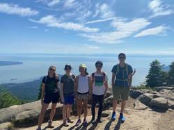 Group Hike, 2020