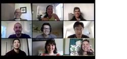Zoom group meeting - 2020