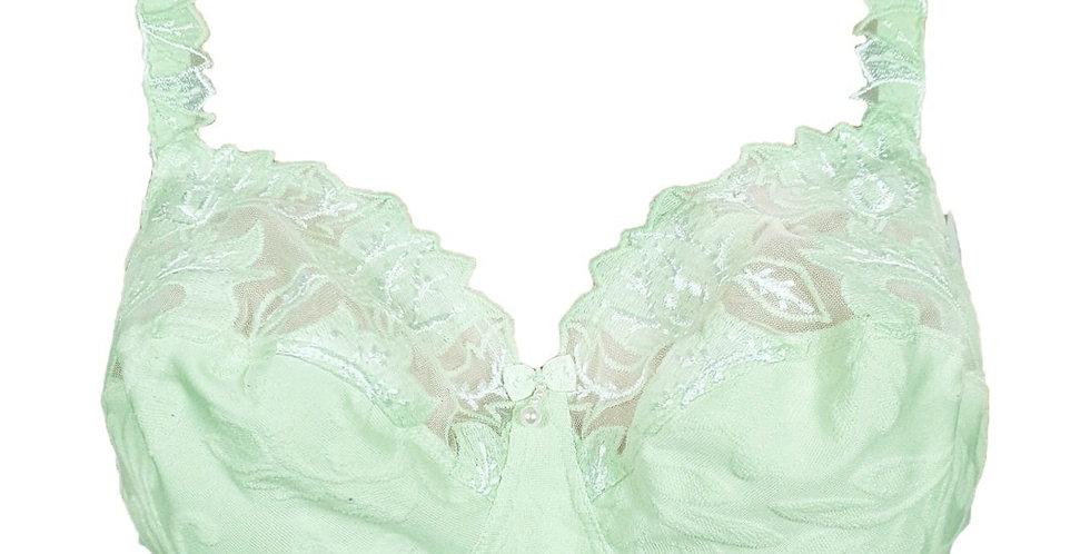 Ensemble luxueux vert menthe - Lejaby