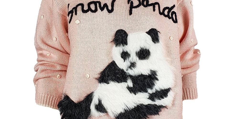 Pull rose panda