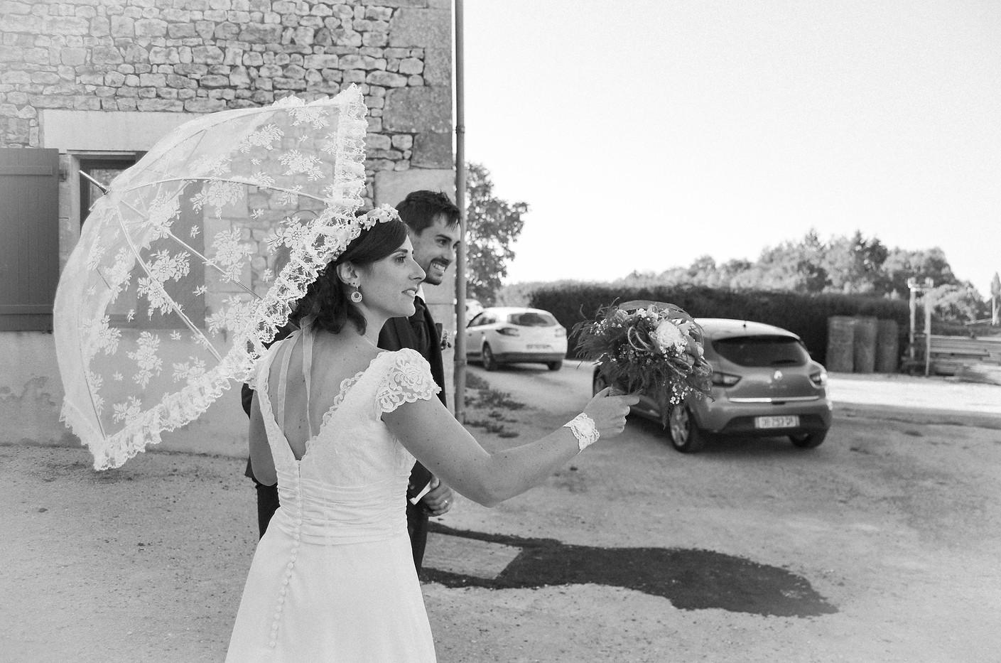 Photographe de mariage angoulême, charente et bordeaux