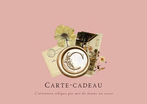 Crème et Marron Hôtel Chèque-Cadeau (3).