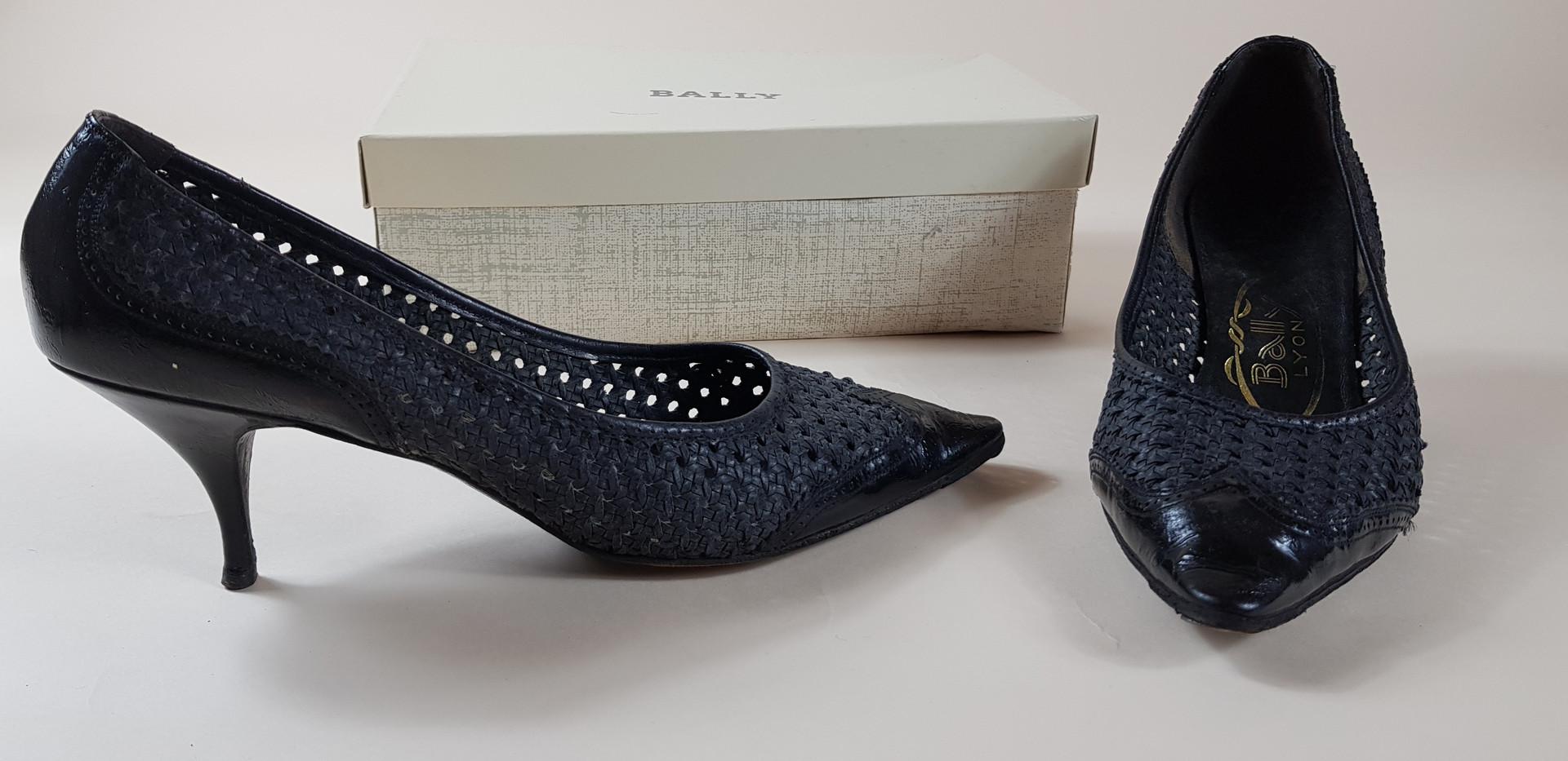 Chaussures vintage & pas chères