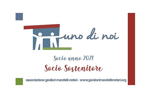 Socio Sostenitore 2021