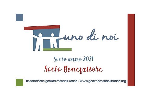 Socio Benefattore 2021