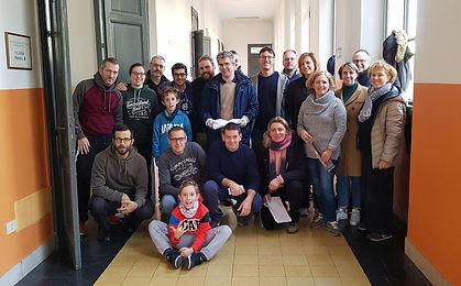 2019.12.07 - Foto di gruppo Mercatino 20