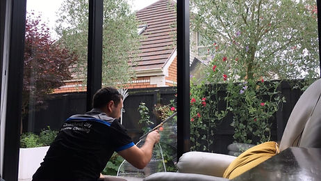 window cleaning in christchurch
