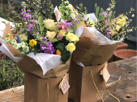 May Bouquets!