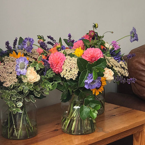 Bloomin' Subscription Flowers - Monthly