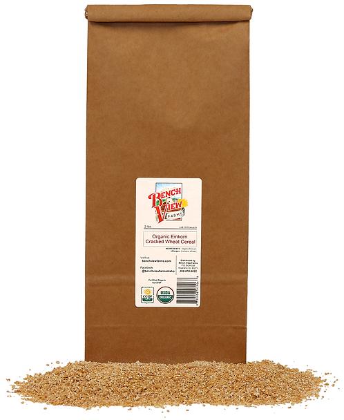 Organic Cracked Einkorn Cereal