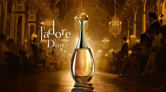 J'adore l'or by Dior