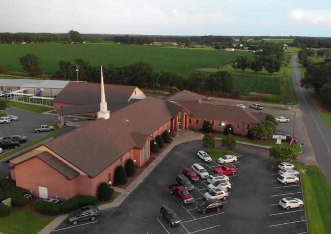 Bay Springs Baptist Church