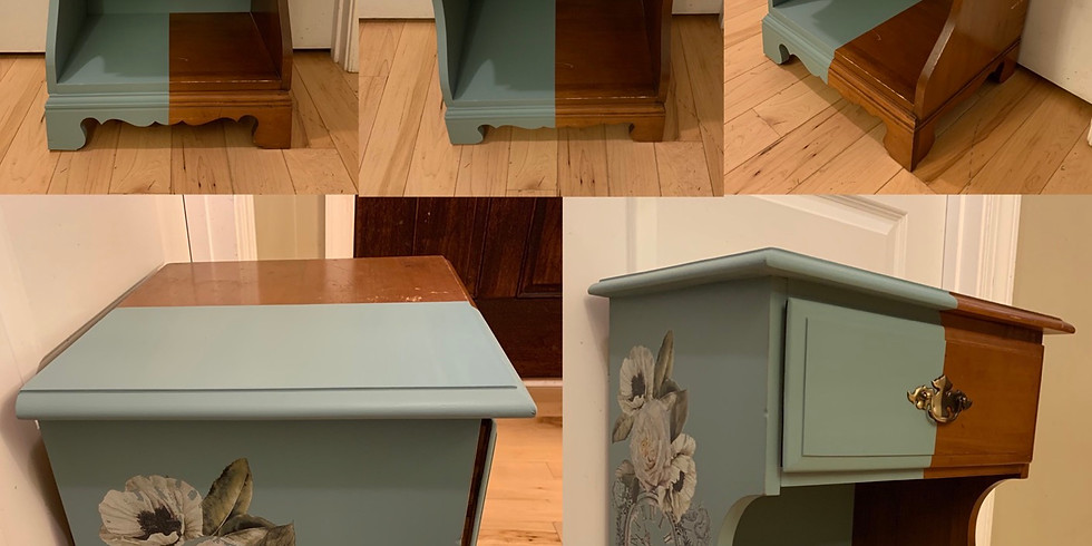 Bring Your Own Furniture Workshop